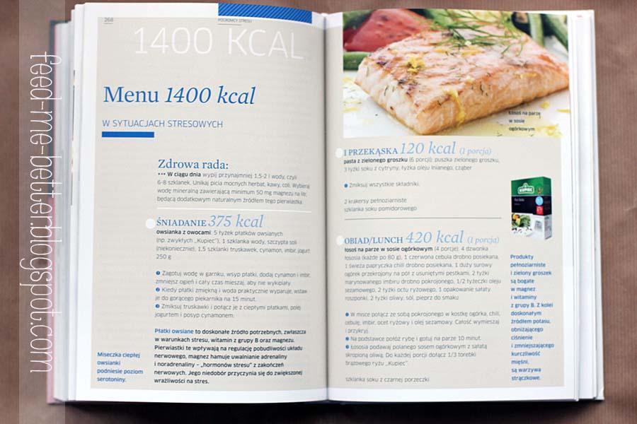 1400 kcal con dieta ciazyg