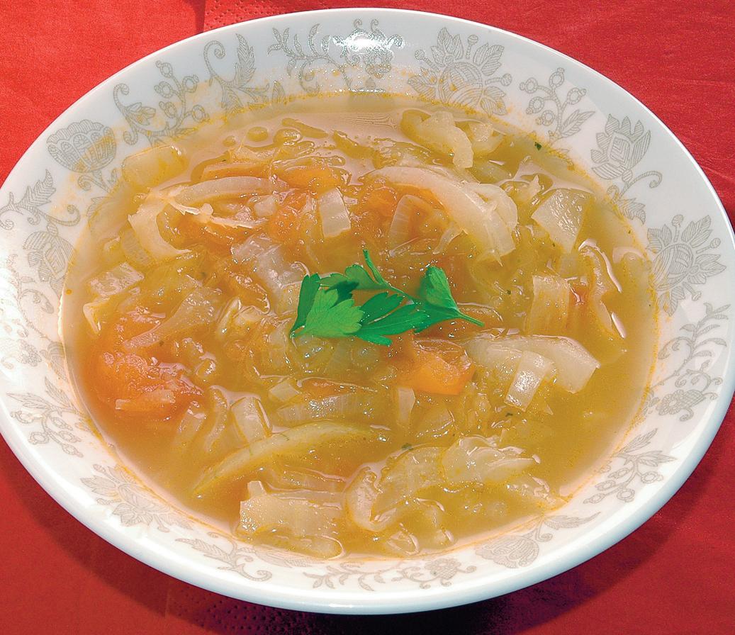 Zupa Z Kapusty Bialej I Kiszonej Przyslijprzepis Pl