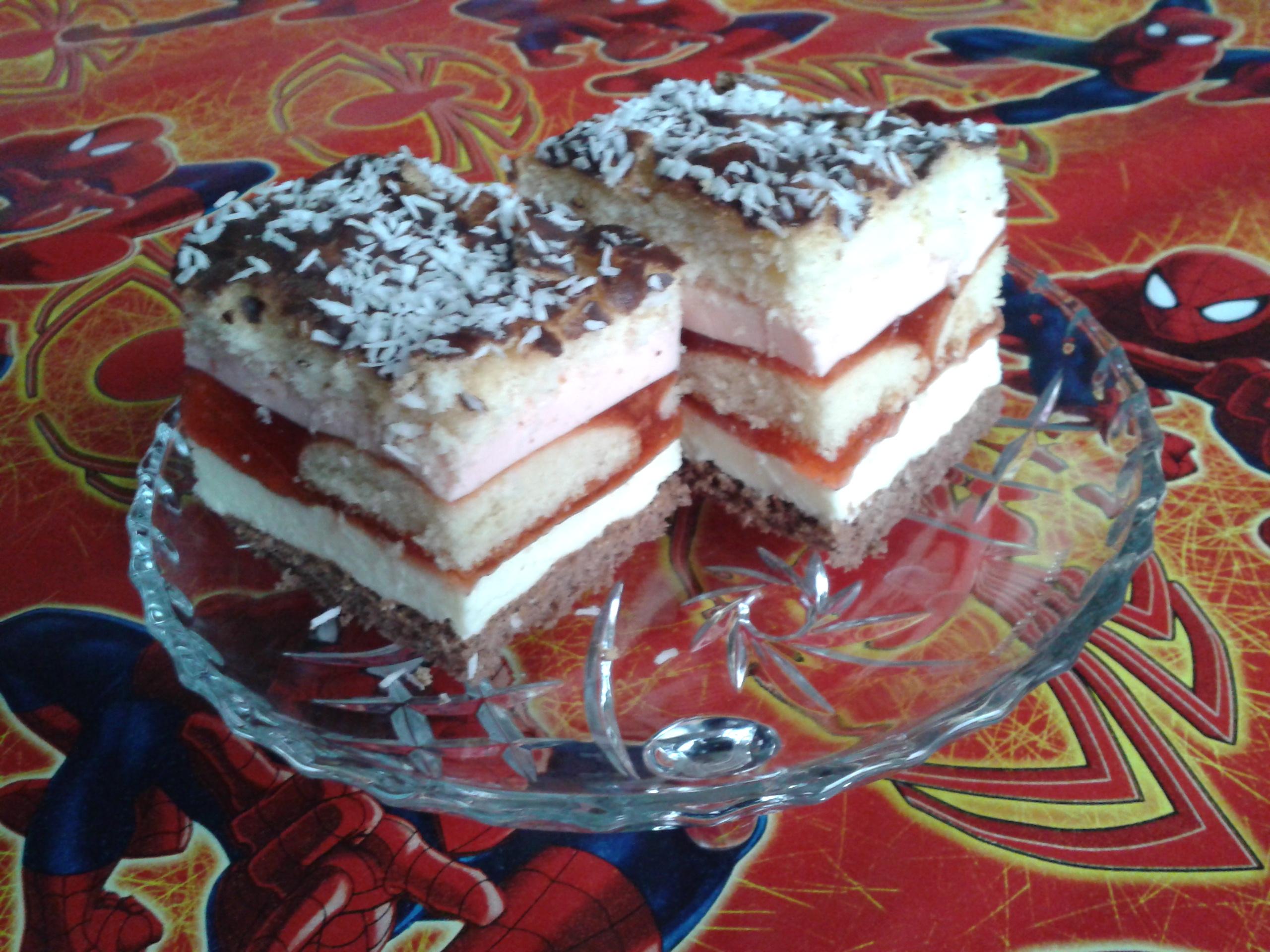 ciasto siostry anastazjicuszima przyslijprzepispl
