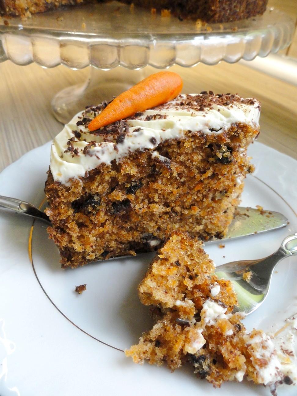 Ciasto marchewkowe z serkiem mascarpone for What to do with mascarpone