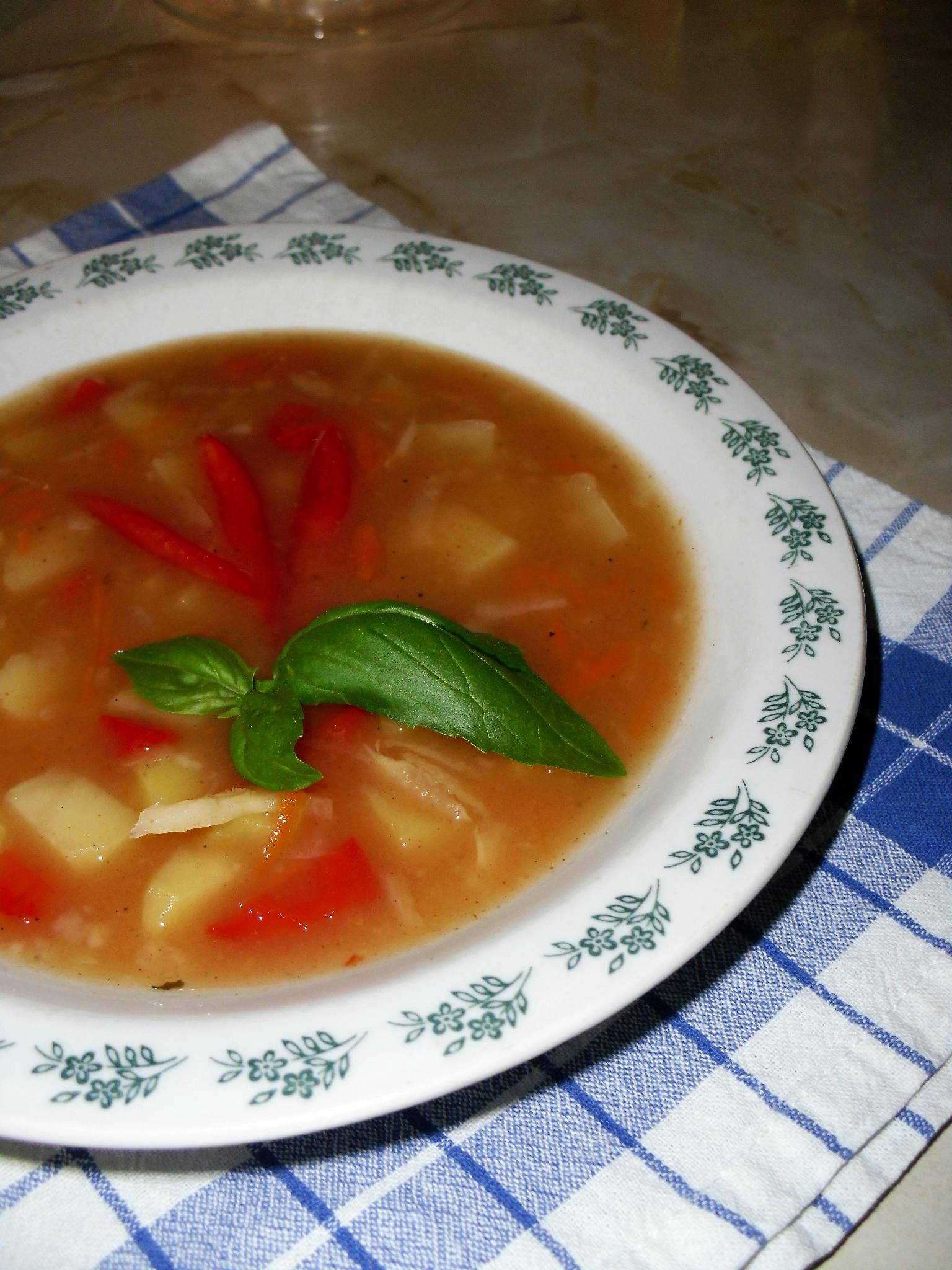 Zupa Ogonowa Przyslijprzepis Pl
