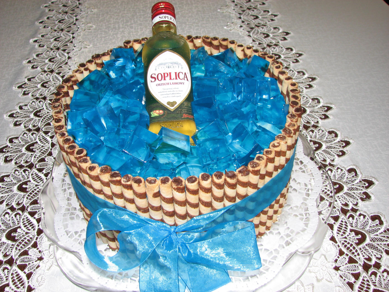 Znalezione obrazy dla zapytania tort urodzinowy 22 lata