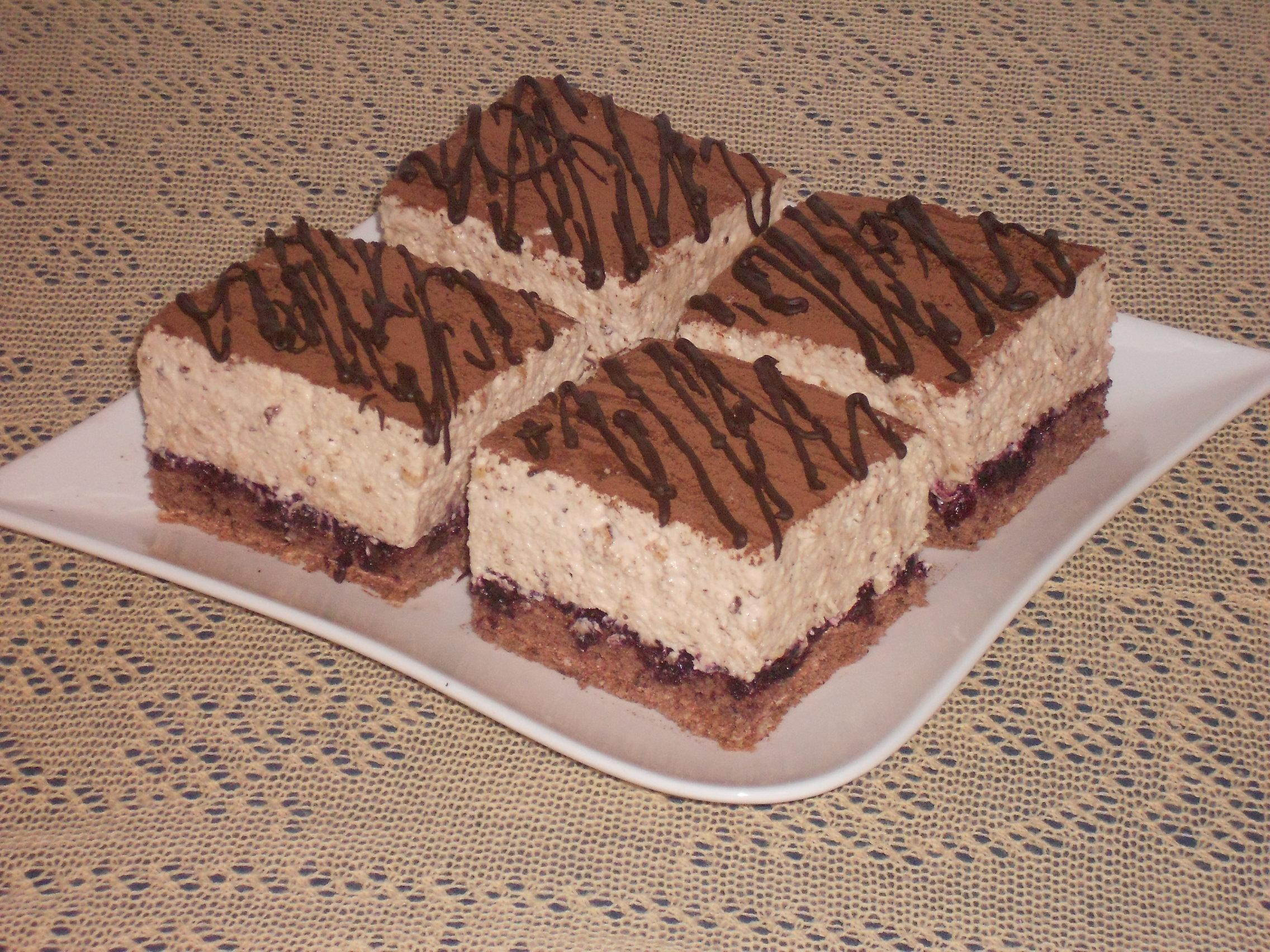 ciasto kinder bueno przyslijprzepispl