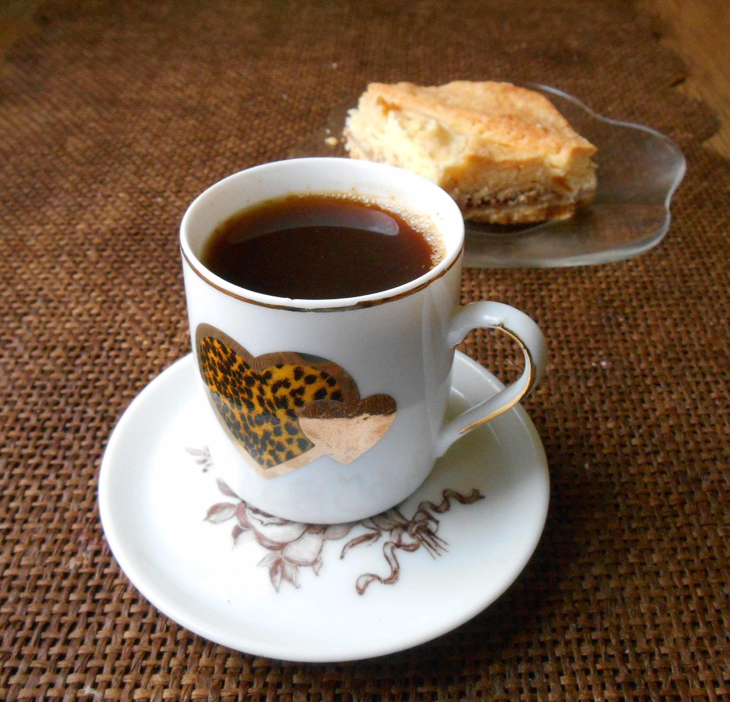 kawa po turecku z imbirem przyslijprzepispl