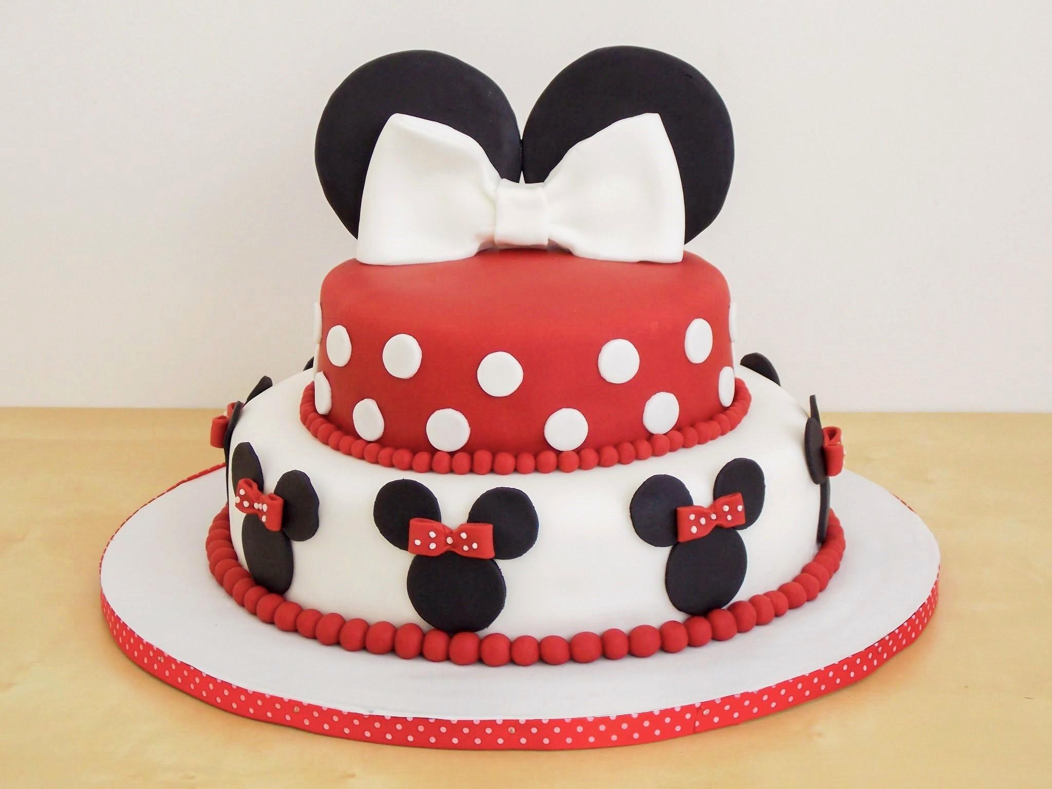 Tort Mickey Mouse Przyslijprzepis Pl