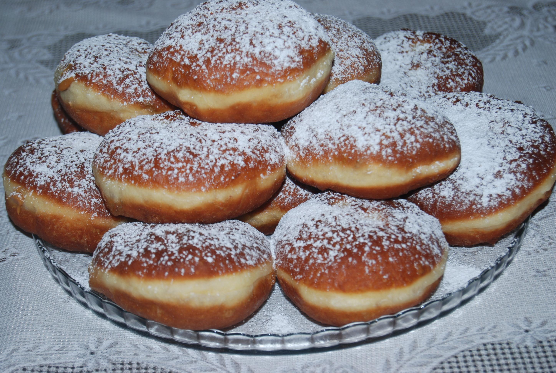 Как сделать пончики со сгущенкой в виде шариков пошаговое