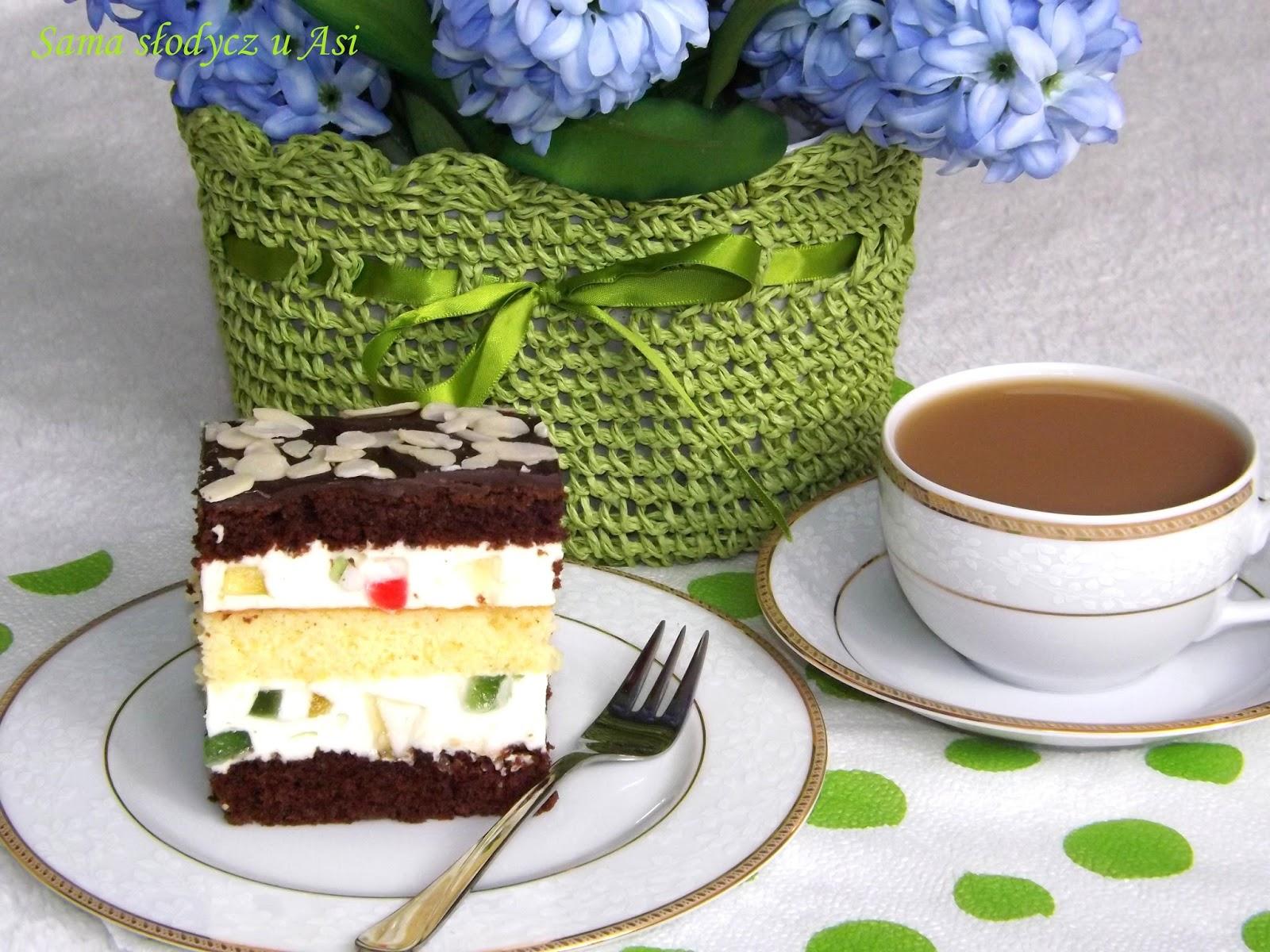 Ciasto Bajka W G Siostry Anastazji Przyslijprzepis Pl