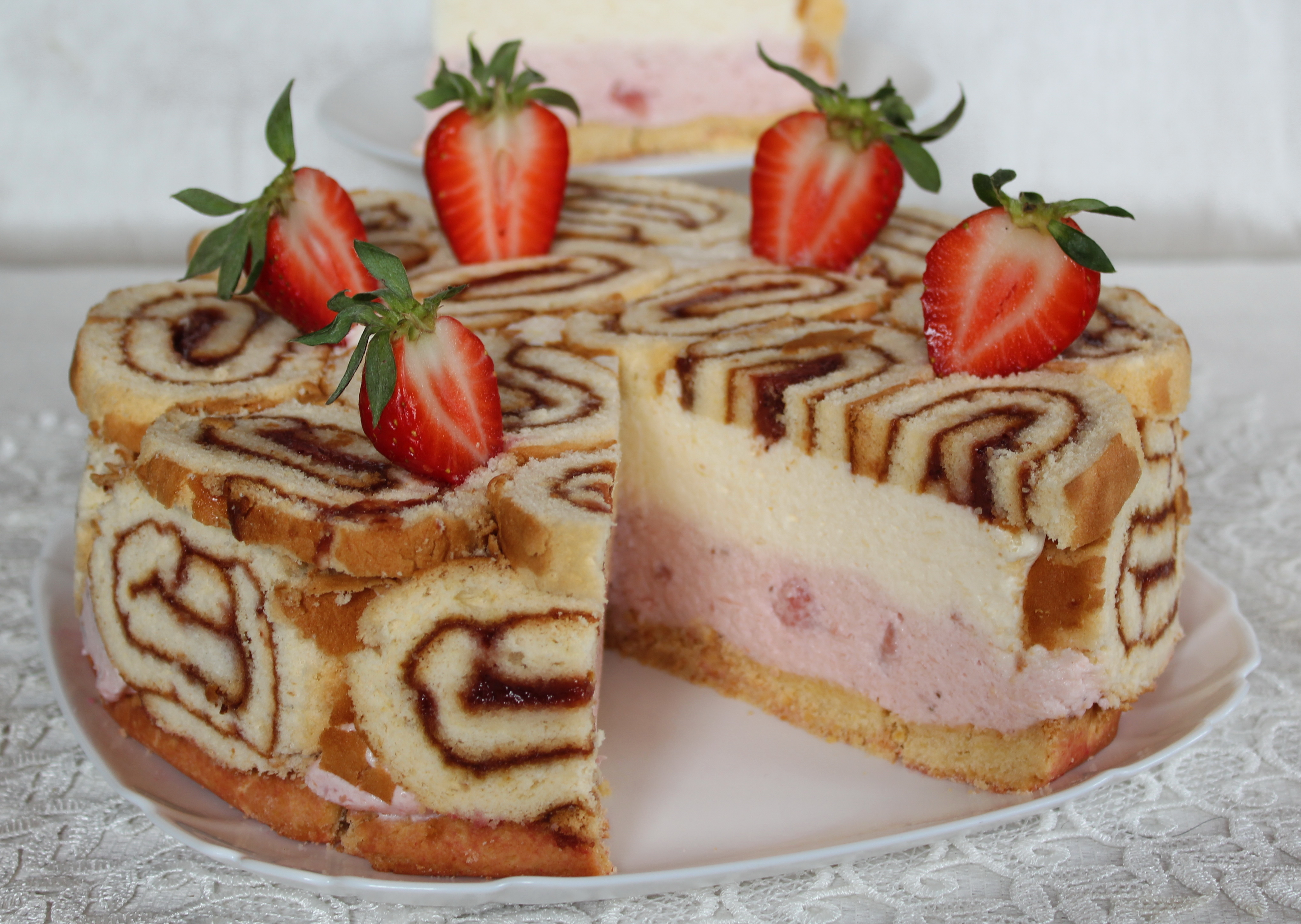 Ciasto Tygrysek Przyslijprzepis Pl