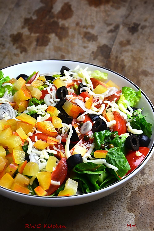 Szybka Salatka Na Kolacje Przyslijprzepis Pl